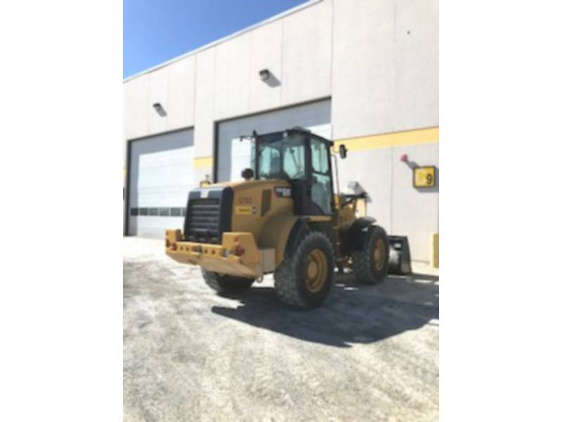 CATERPILLAR RADLADER/INDUSTRIE-RADLADER 914K equipment  photo 2