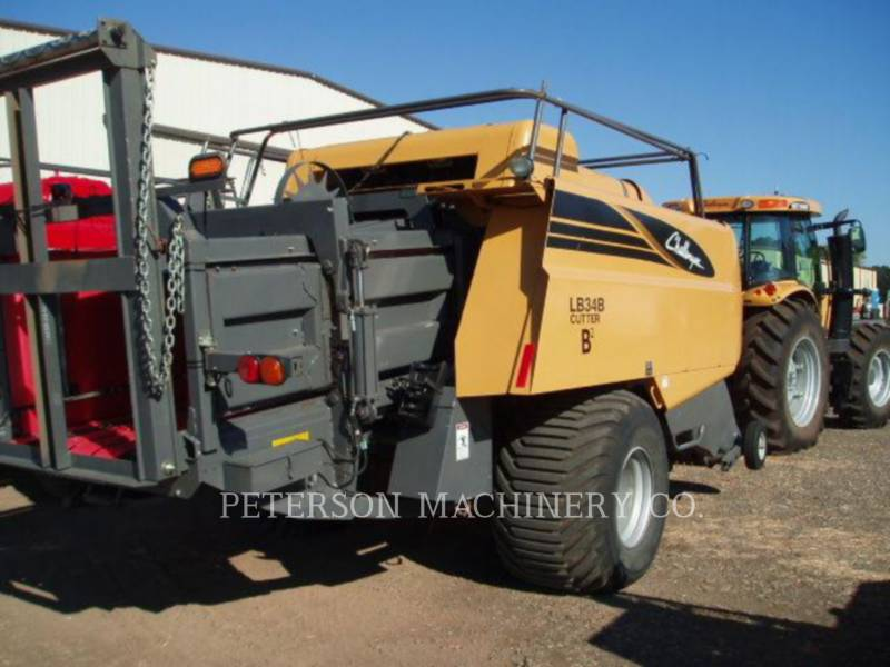 AGCO MATERIELS AGRICOLES POUR LE FOIN LB34B equipment  photo 3
