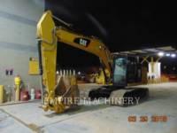 CATERPILLAR KETTEN-HYDRAULIKBAGGER 320FL equipment  photo 4