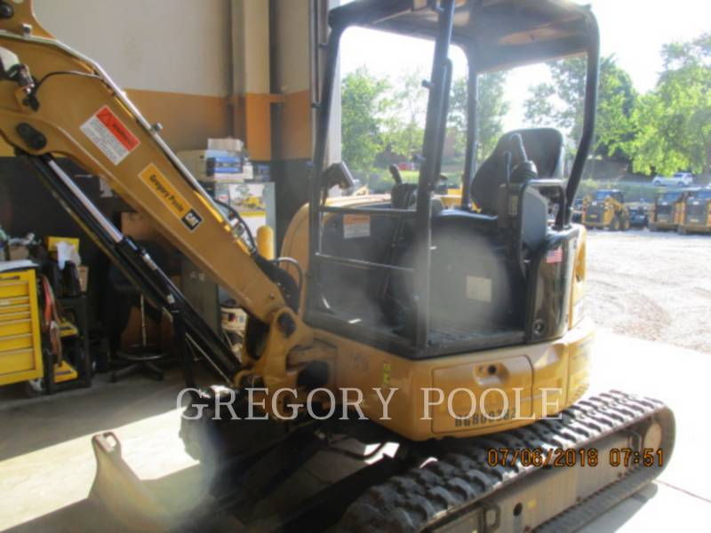 CATERPILLAR KETTEN-HYDRAULIKBAGGER 303.5E2 CR equipment  photo 1