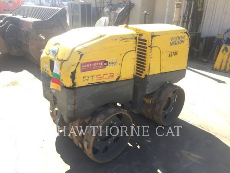 WACKER CORPORATION COMPACTORS RT82-SC equipment  photo 5