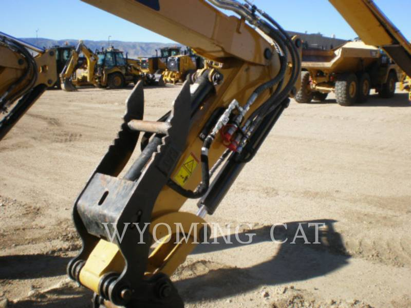 CATERPILLAR TRACK EXCAVATORS 305E2CR equipment  photo 8