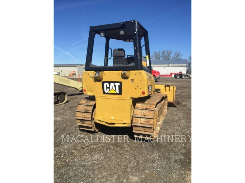 CATERPILLAR TRACTEURS SUR CHAINES D4K2XL equipment  photo 2