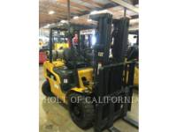 CATERPILLAR MITSUBISHI FORKLIFTS P6000-LE equipment  photo 2