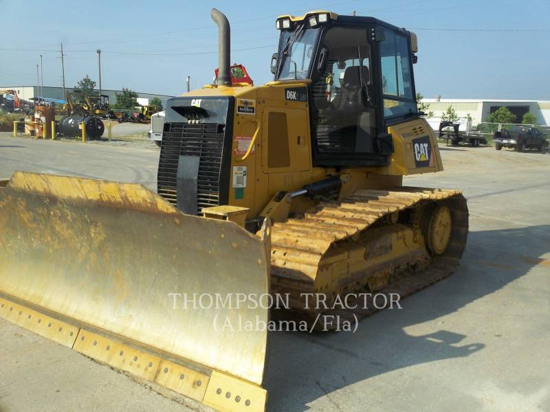CATERPILLAR TRACTORES DE CADENAS D6K2LGPARO equipment  photo 1
