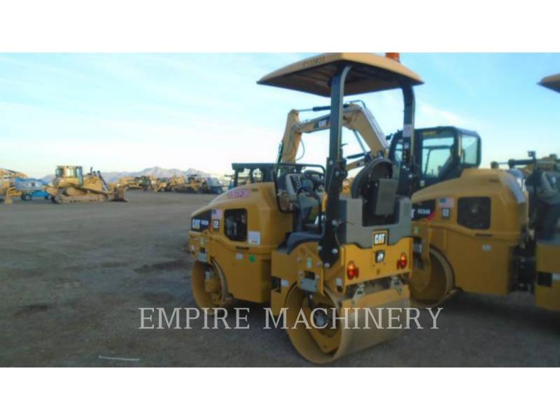 CATERPILLAR VIBRATORY DOUBLE DRUM ASPHALT CB22B equipment  photo 3