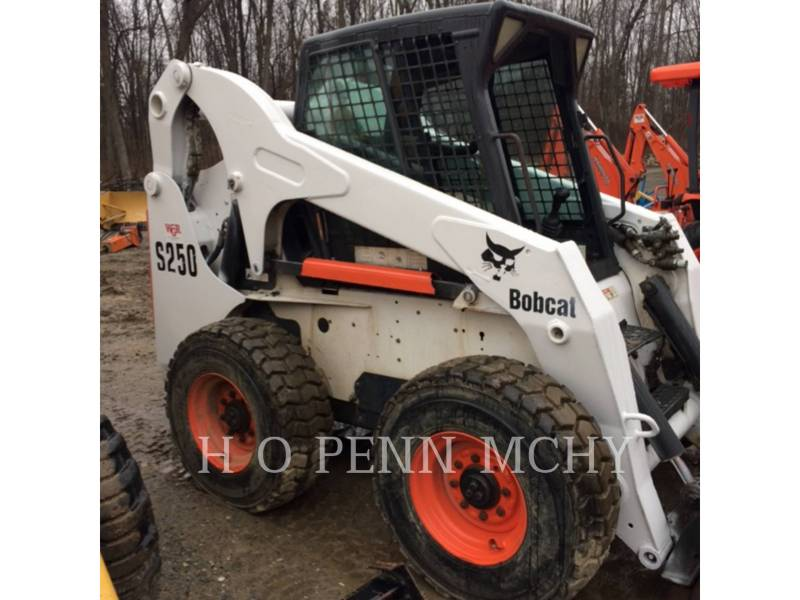 BOBCAT CHARGEURS COMPACTS RIGIDES S250 equipment  photo 7