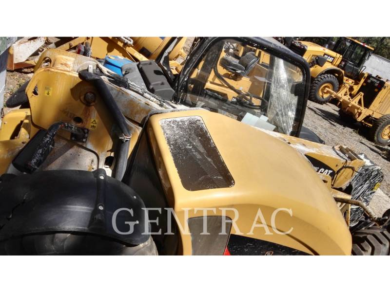 Caterpillar STIVUITOR TELESCOPIC TH406C equipment  photo 8