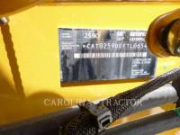 CATERPILLAR TRACK LOADERS 259D equipment  photo 7