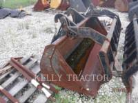Equipment photo CATERPILLAR 1.1 CYD MULTI-GRAPPLE BUCKET FOR TELEHANDLERS WT - GRAPPIN 1