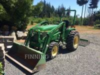 Equipment photo JOHN DEERE 790 AG TRACTORS 1