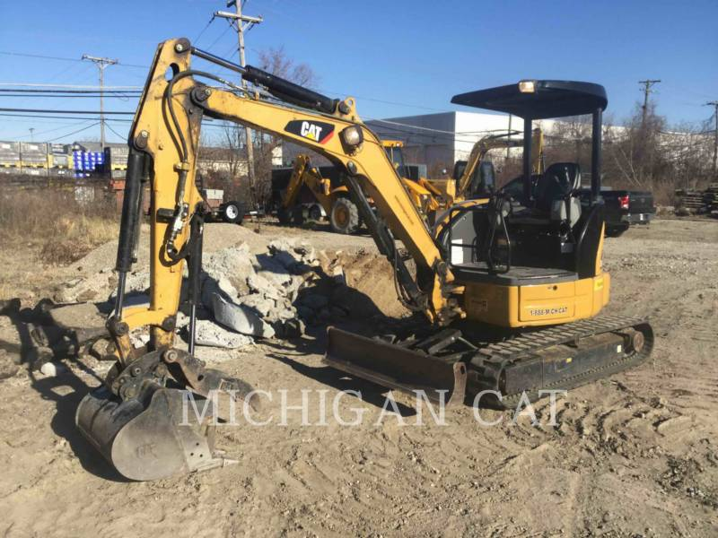 CATERPILLAR TRACK EXCAVATORS 303CCR equipment  photo 2