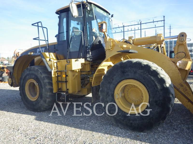 CATERPILLAR WHEEL LOADERS/INTEGRATED TOOLCARRIERS 966GII CCS equipment  photo 8