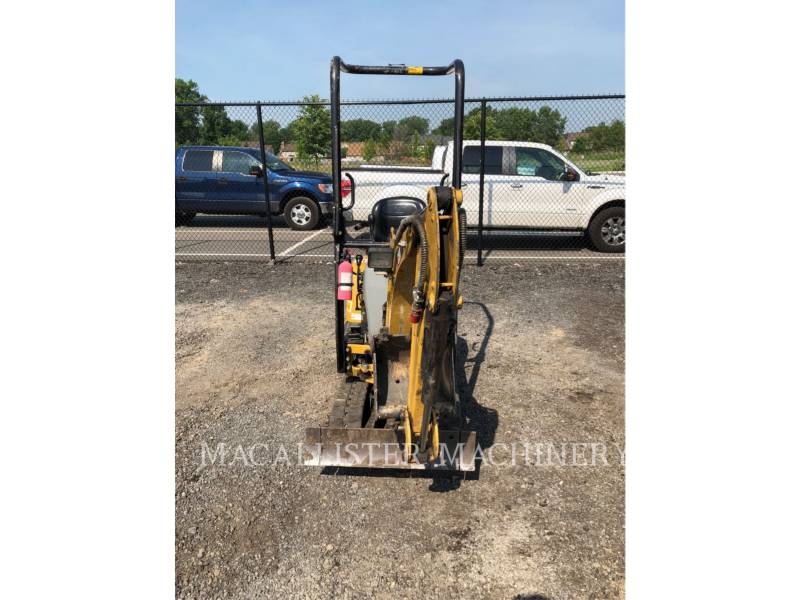 CATERPILLAR KETTEN-HYDRAULIKBAGGER 300.9D equipment  photo 4