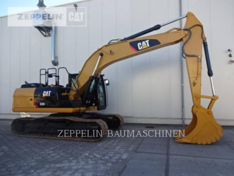 CATERPILLAR ESCAVATORI CINGOLATI 323D2L equipment  photo 8