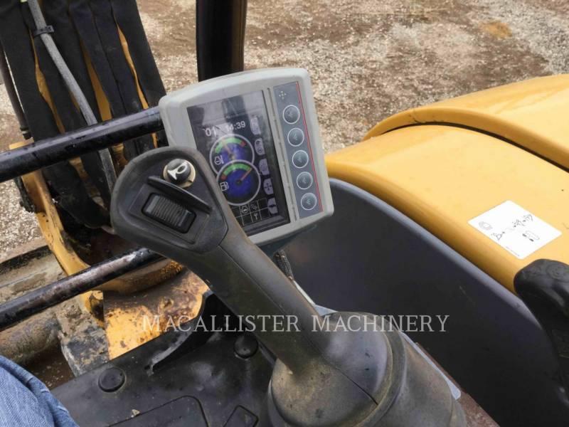 CATERPILLAR TRACK EXCAVATORS 305.5E equipment  photo 18