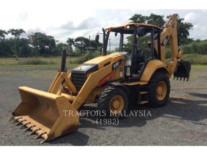 Caterpillar BULDOEXCAVATOARE 416F2STLRC equipment  photo 1