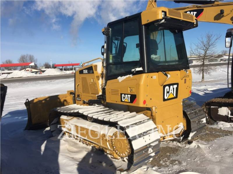 CATERPILLAR TRACTOREN OP RUPSBANDEN D5K2LGP equipment  photo 4