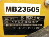 CATERPILLAR CHARGEURS COMPACTS RIGIDES 256C equipment  photo 7
