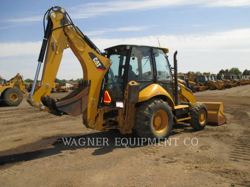 CATERPILLAR BAGGERLADER 420F 4WD equipment  photo 3