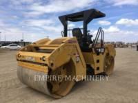CATERPILLAR COMPACTEURS TANDEMS VIBRANTS CB54 equipment  photo 2