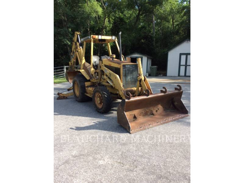 Caterpillar BULDOEXCAVATOARE 416 II equipment  photo 2