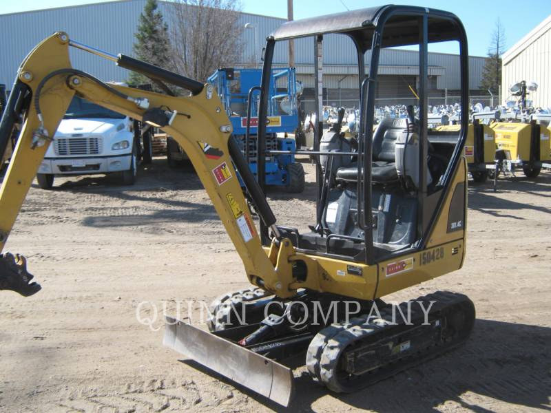 CATERPILLAR PELLES SUR CHAINES 301.4C equipment  photo 2