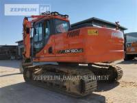 Equipment photo DOOSAN INFRACORE AMERICA CORP. DX180 KOPARKI GĄSIENICOWE 1