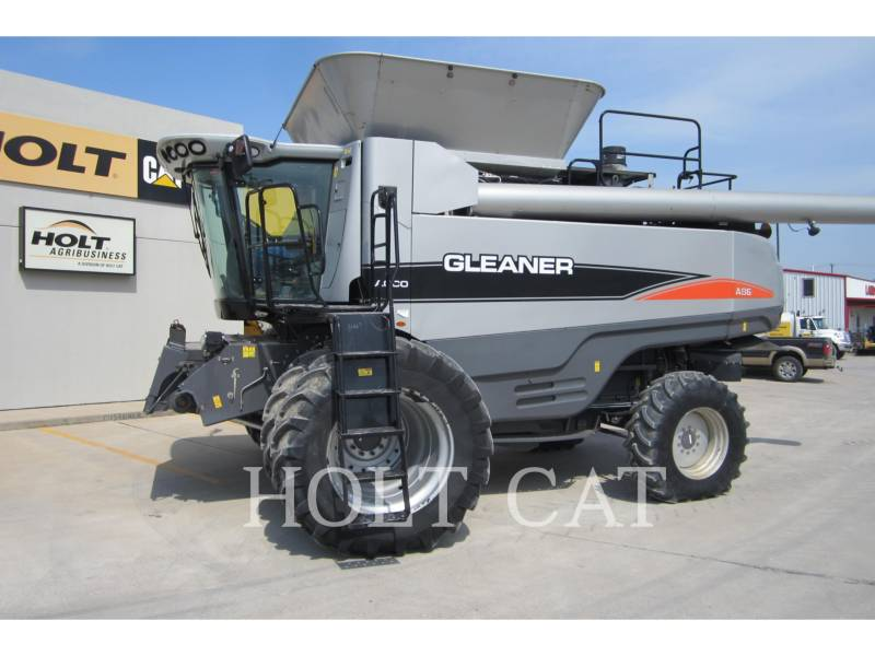 GLEANER COMBINADOS A86 equipment  photo 1