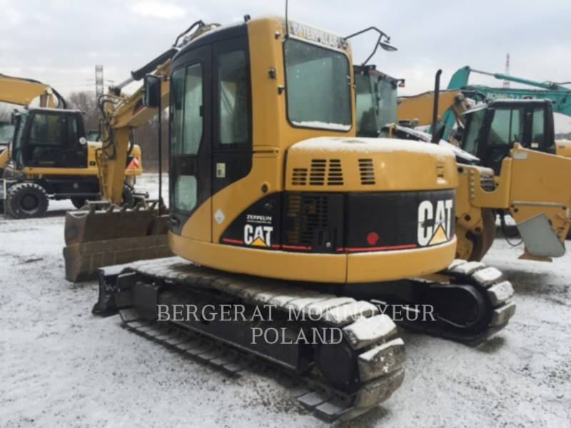 CATERPILLAR PELLES SUR CHAINES 308E CR equipment  photo 7