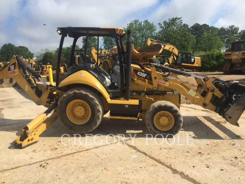 CATERPILLAR RETROEXCAVADORAS CARGADORAS 430F/IT equipment  photo 4