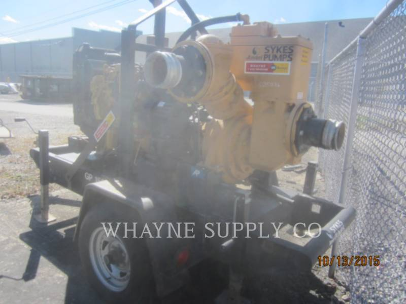 SYKES PUMPS WASSERPUMPEN / ABWASSERPUMPEN GP150 equipment  photo 2