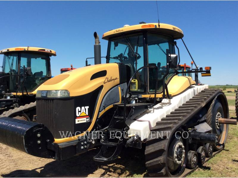 AGCO TRACTORES AGRÍCOLAS MT765B-UW equipment  photo 1
