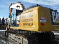 CATERPILLAR KETTEN-HYDRAULIKBAGGER 336E L equipment  photo 2