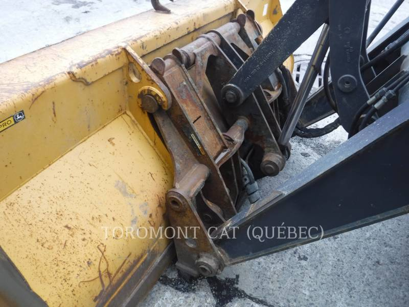 JOHN DEERE BACKHOE LOADERS 410J equipment  photo 14