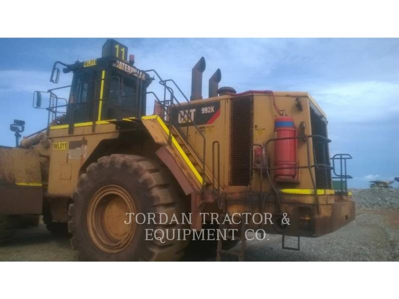 CATERPILLAR WHEEL LOADERS/INTEGRATED TOOLCARRIERS 992K equipment  photo 6