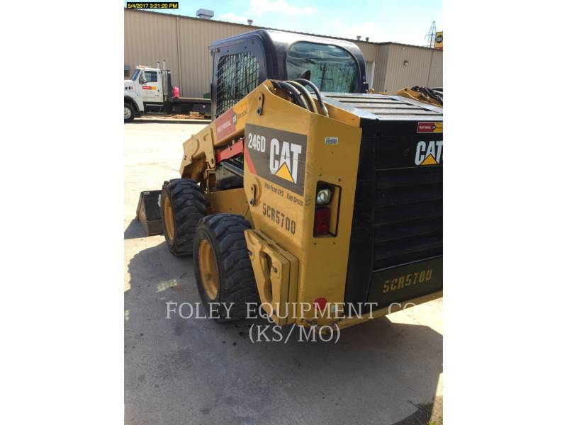 CATERPILLAR MINICARGADORAS 246DXPS2CA equipment  photo 4