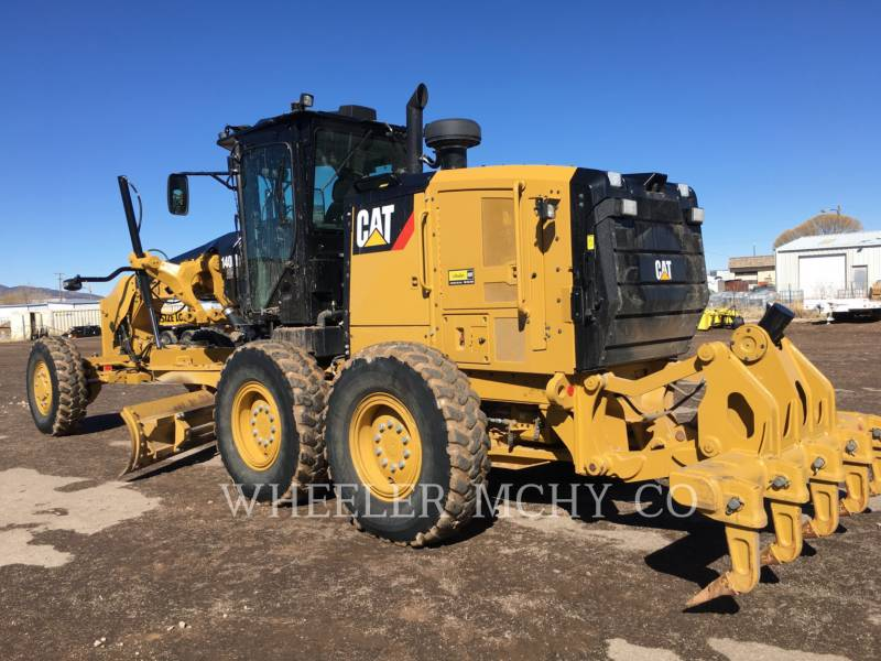 CATERPILLAR モータグレーダ 140M3 AWD equipment  photo 14