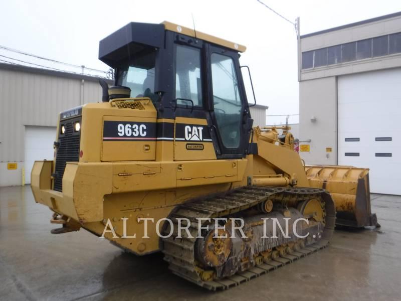 CATERPILLAR 履帯式ローダ 963C equipment  photo 4