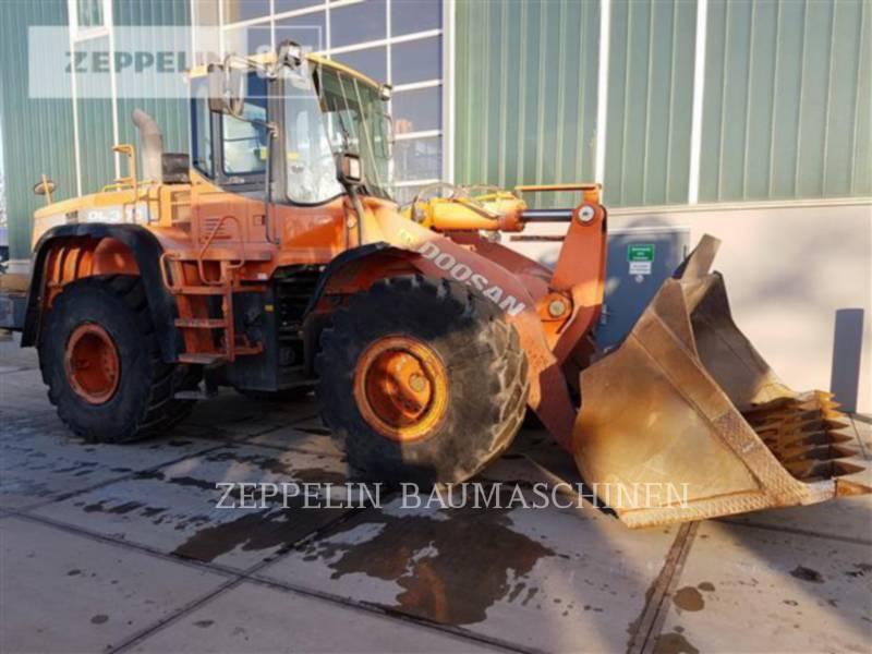 DOOSAN INFRACORE AMERICA CORP. WHEEL LOADERS/INTEGRATED TOOLCARRIERS DL300 equipment  photo 3