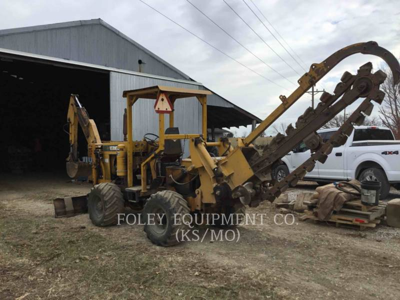 VERMEER TRENCHERS M470 equipment  photo 1