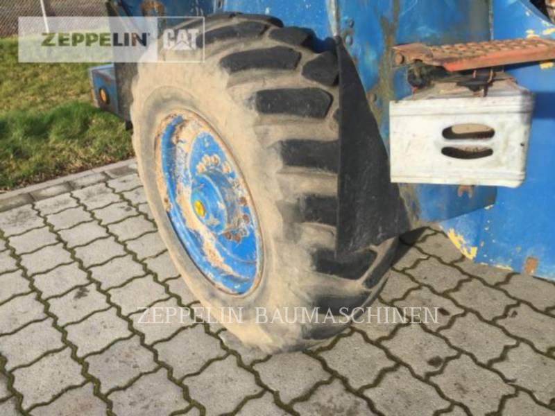 HANOMAG (KOMATSU) ŁADOWARKI KOŁOWE/ZINTEGROWANE NOŚNIKI NARZĘDZI 22C equipment  photo 17