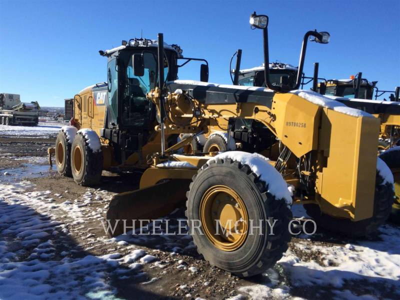 CATERPILLAR MOTONIVELADORAS 160M2 AWDX equipment  photo 3