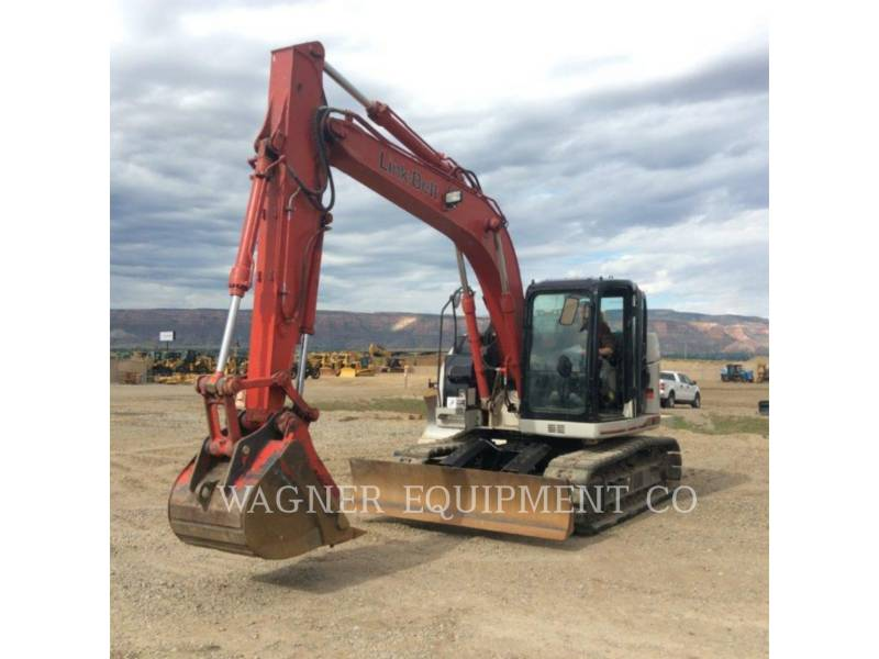 LINK-BELT CONSTRUCTION PELLES SUR CHAINES 145X3 THB equipment  photo 2