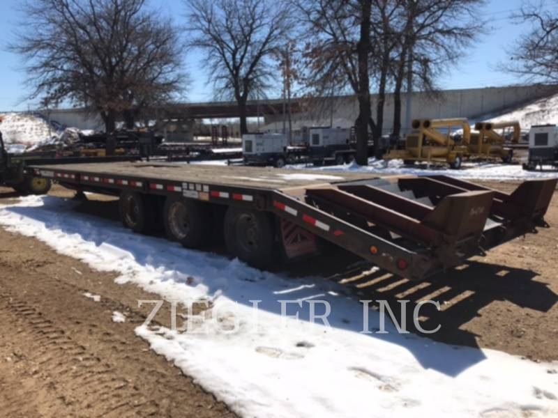 TOWMASTER TRAILERS T50 equipment  photo 4