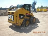 CATERPILLAR PALE COMPATTE SKID STEER 246C equipment  photo 4