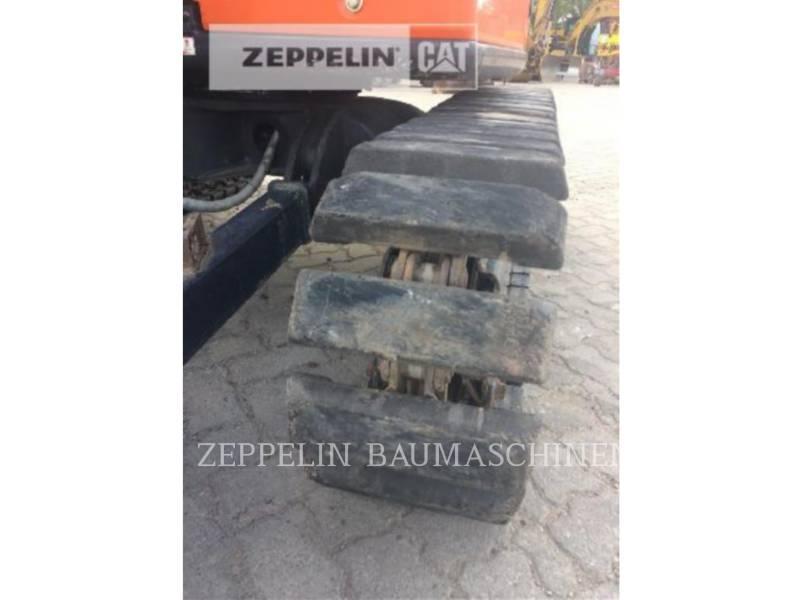 HITACHI TRACK EXCAVATORS ZX38U equipment  photo 9