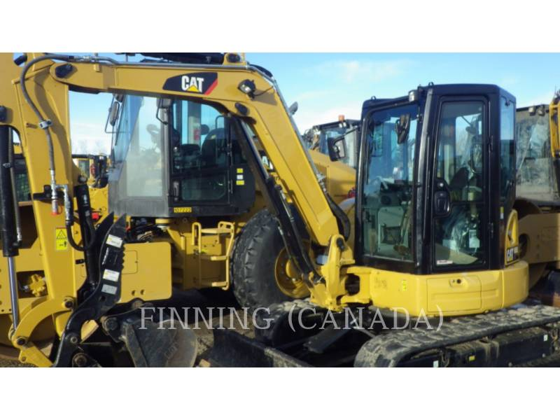 CATERPILLAR KETTEN-HYDRAULIKBAGGER 305E2 equipment  photo 2