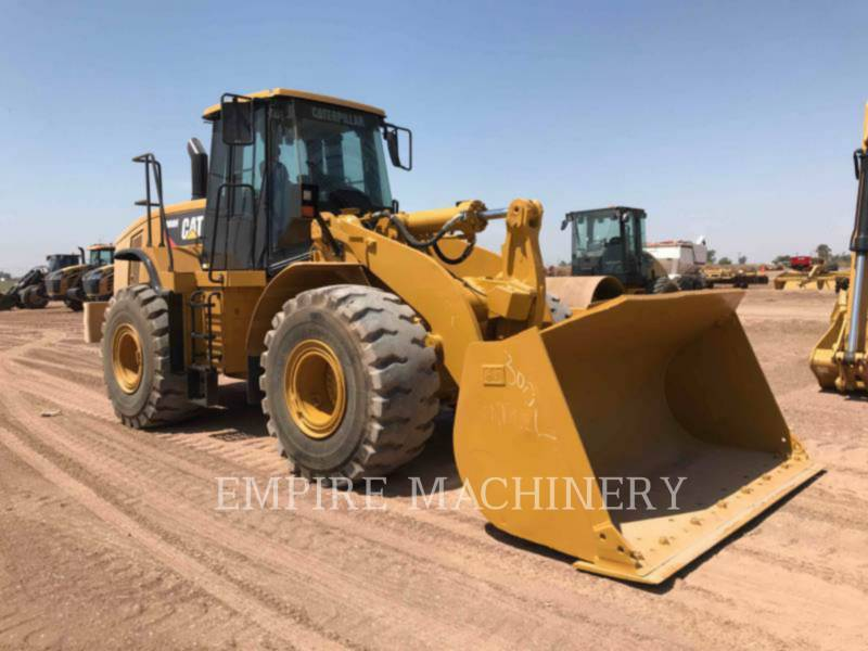 CATERPILLAR PALE GOMMATE/PALE GOMMATE MULTIUSO 966H equipment  photo 9