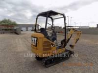 CATERPILLAR TRACK EXCAVATORS 301.7D equipment  photo 2